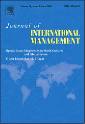 Book review: Handbook of qualitative research methods for international business [A book review from: Journal of International Management]