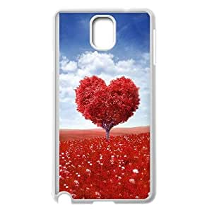 Samsung Galaxy Note 3 Cell Phone Case White Love Tree Phone Case Cover Protective DIY XPDSUNTR13744