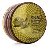 Snail Soothing Gel - For Body - 300ml/10.14oz