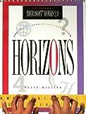 Horizons! Microsoft Works 2. 0 DOS Tutorial, Andelora, Sharon, 0538625589