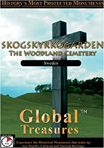 Global Treasures  SKOGSKYSKOGARDEN The Woodland Cemetery Stockholm, Sweden
