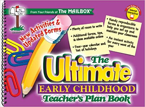 The Ultimate Teacher S Planbook The Mailbox Books Staff