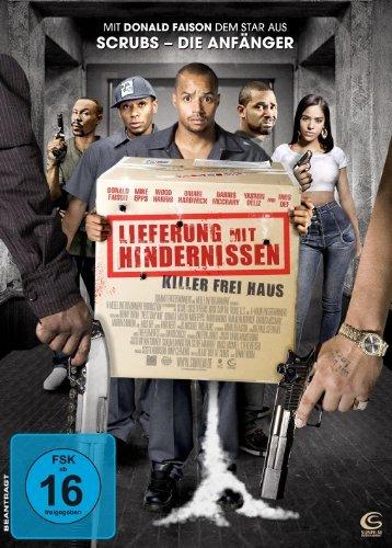 DVD Lieferung mit Hindernissen [Import allemand] (Lieferung Bei)
