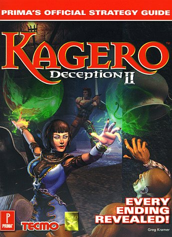 Kagero: Deception II--Prima's Official Strategy Guide