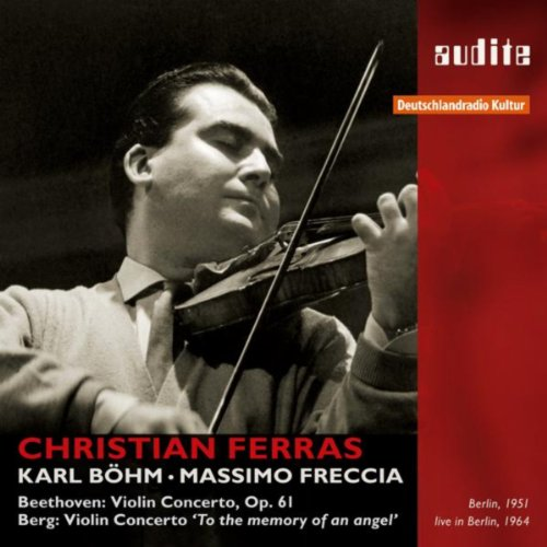 Christian Ferras Plays Beethoven And Berg