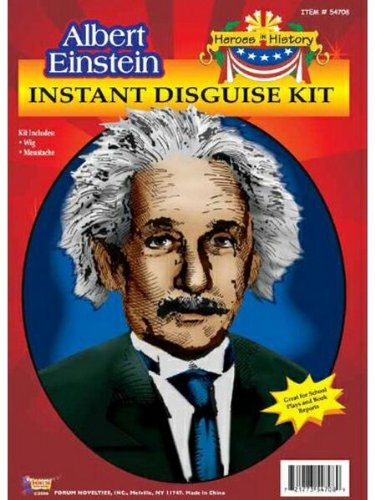 Albert Einstein Heroes in History Book