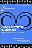 Literary Law Guide for Authors, Tonya Marie Evans and Susan Borden Evans, 0967457963