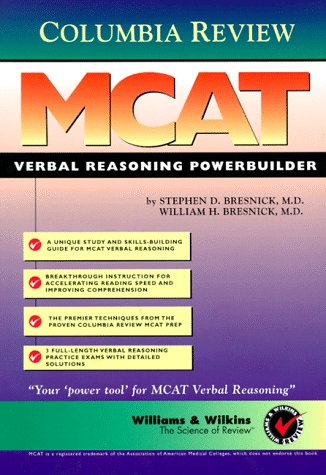 MCAT Verbal Reasoning Powerbuilder