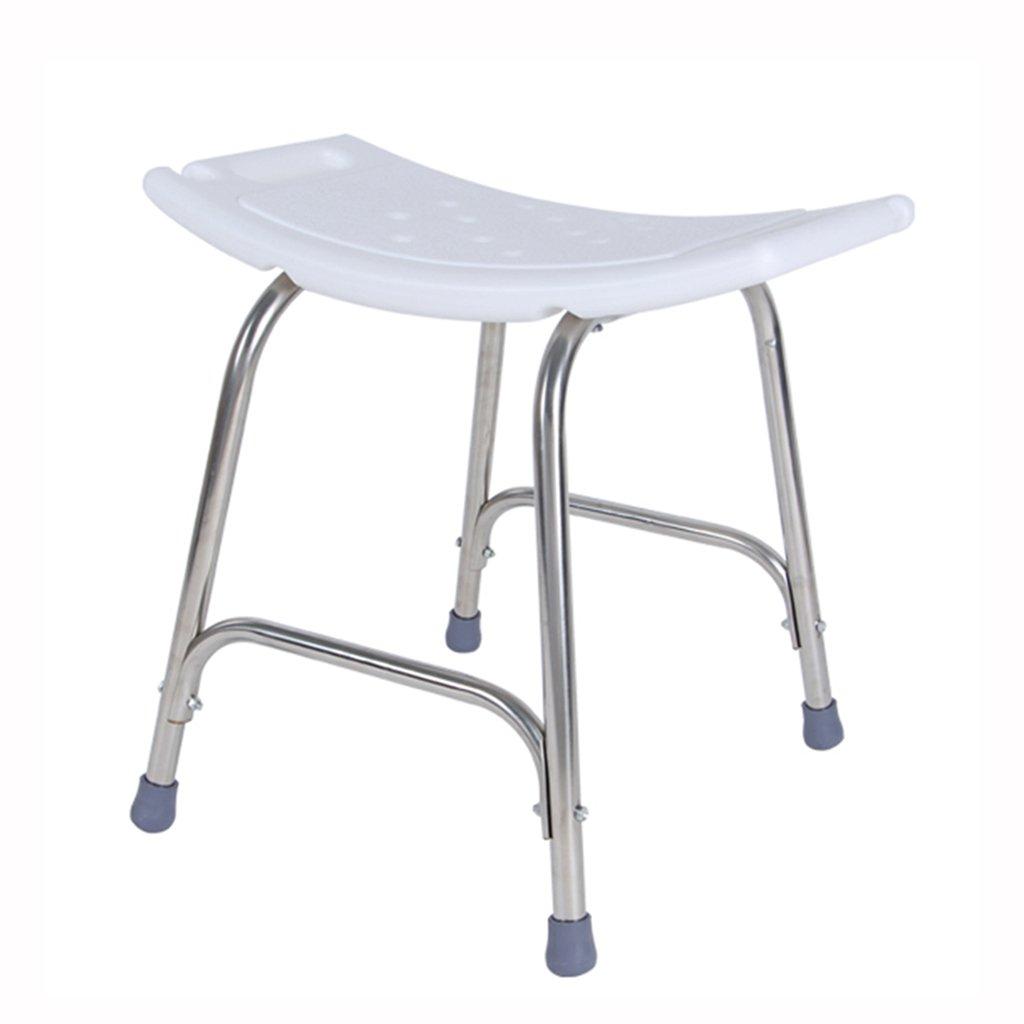 バススツールチェアバスルーム老人スツール妊婦シャワーシンプルモダン低スツール B07DMWZC1T