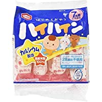 Kameda Haihai Baby Rice Cracker, 53 g