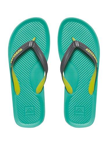 QUICKSILVER/ROXY, Ciabatte da spiaggia uomo blu blu 39