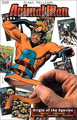 Animal Man, Book 2: Origin of the Species