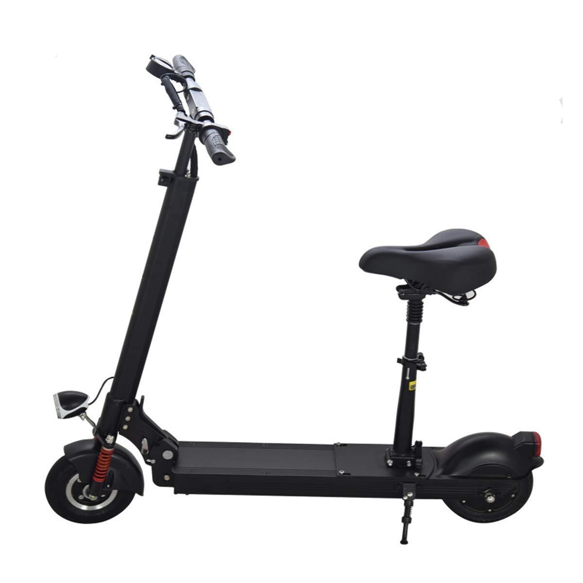 Scooter eléctrico para adultos, mini portátil plegable con ...
