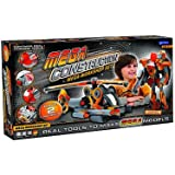 John Adams Robot and Helicopter Mega Construction Workshop Craft Kit