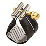 Rovner LG-2R Tenor Saxophone Legacy Ligature for Rubber Mouthpiece - Gold