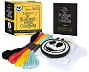 Disney Tim Burton's The Nightmare Before Christmas Cross-Stitch Kit (RP Mi