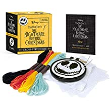 Tim Burton's The Nightmare Before Christmas Cross-Stitch Kit (RP Minis)