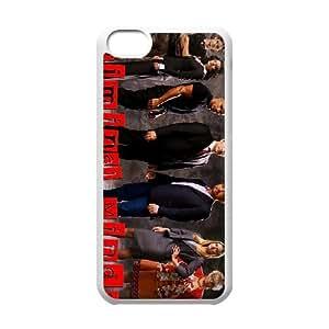 iPhone 5C Phone Case Criminal Minds MT91668