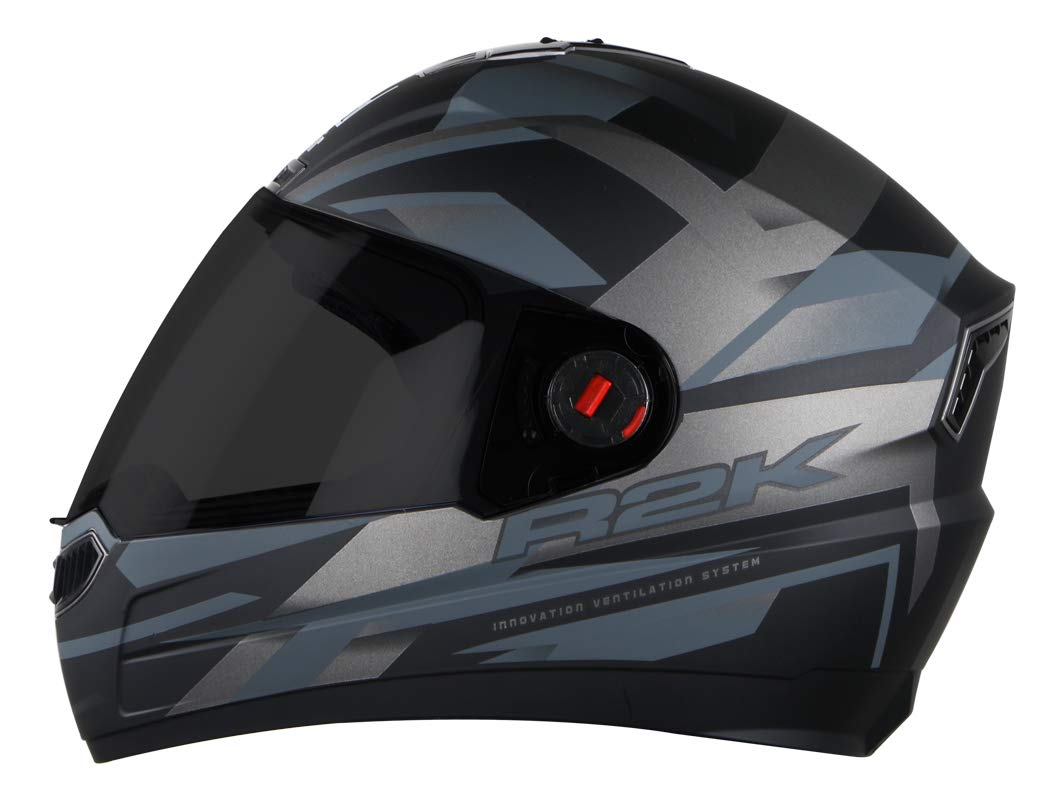 Steelbird Full Face Graphics Helmet