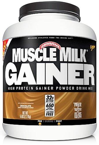 Cytosport Muscle Milk Gainer Supplément, chocolat, 5 Pound