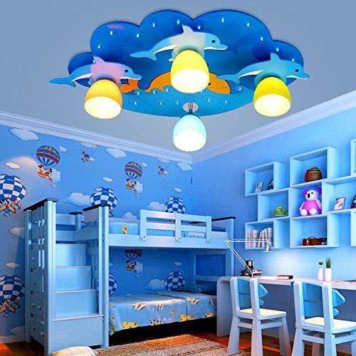FidgetGear Animal Lighting Chandelier Kids Room Ceiling Lamp Children Pendant Light Fixture Pink Rainbow by FidgetGear (Image #4)