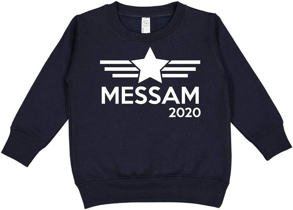 Mashed Clothing Messam 2020 Presidential Election 2020 Toddler//Kids Sweatshirt