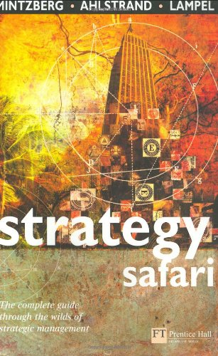 Strategy Safari: A Guided Tour Through the Wilds of