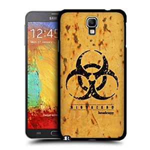 AIYAYA Samsung Case Designs Biohazard Protective Snap-on Hard Back Case Cover for Samsung Galaxy Note 3 Neo N7505
