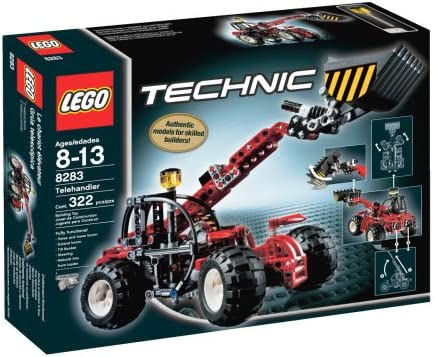 LEGO Technic Telehandler