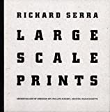 Serra Richard - Large Scale Prints, Richard Serra, 1879886537