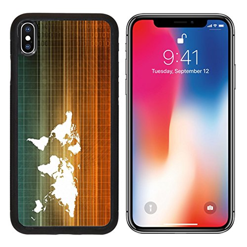 Company Backplate - MSD Premium Apple iPhone X Aluminum Backplate Bumper Snap Case Global Software Company with Technology Data Art IMAGE 31583668