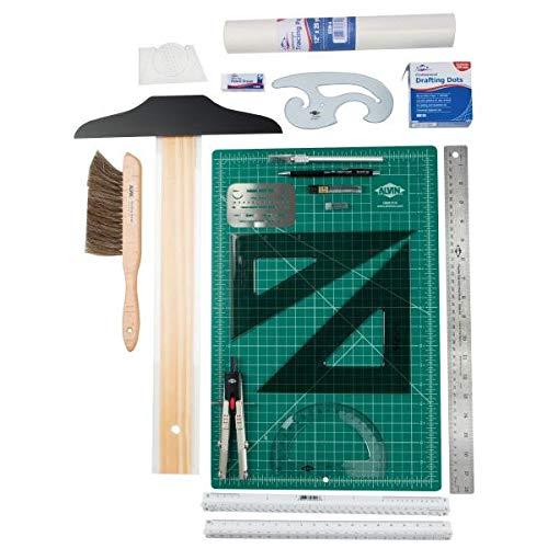 Alvin Deluxe Drafting Kit (DKD-20) by Alvin