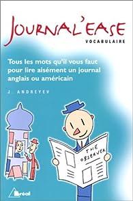Journal'ease par Judith Andreyev