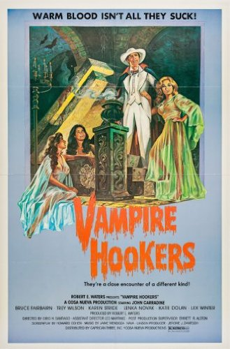 Vampire Hookers Poster 24 inches x 36 inches ()