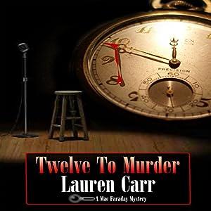 Twelve to Murder Audiobook