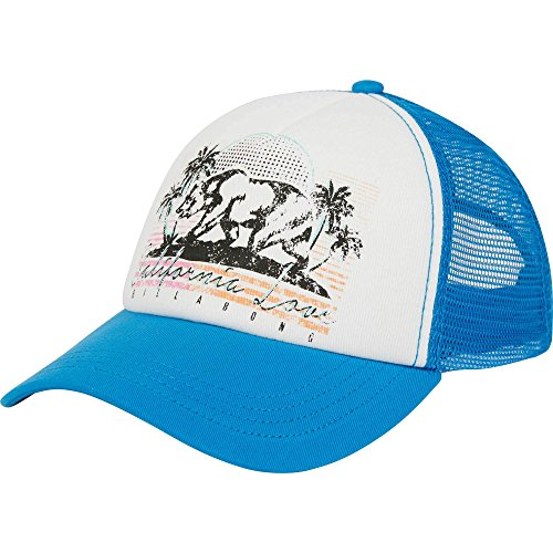 Billabong Women's Retro Bear Hat, Azul Blue, (Billabong Trucker Hat)