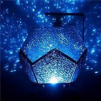 Lámpara De Proyección, Proyector De Estrellas Luz De La Noche ...