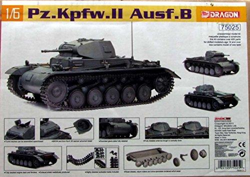 Dragon Models 1/6 Pz.Kpfw II Ausf. B