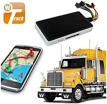 Zesfor Localizador GPS para camión - Tipo 6 (Alta precisión y Funciones Especiales)