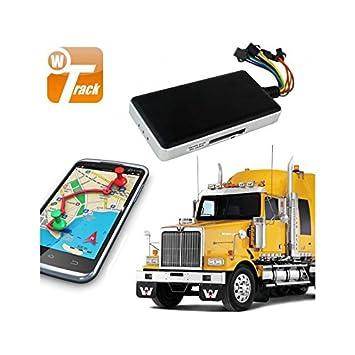 Zesfor Localizador GPS para camión - Tipo 6 (Alta precisión y Funciones Especiales): Amazon.es: Coche y moto