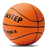 Pro Mini Basketball, Chastep, 6 Inch Foam Ball. Soft and Bouncy, Non-Toxic, Safe to Play