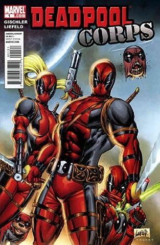 Deadpool Corps (2010) #1 (Deadpool Corps 1)