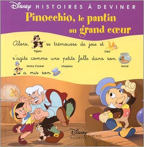 Lire Pinocchio, le pantin au grand coeur pdf ebook