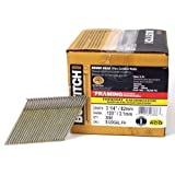BOSTITCH S12DGAL-FH 28 Degree 3-1/4-Inch by .120-Inch Wire Weld Galavanized Framing Nails, 2,000 per Box