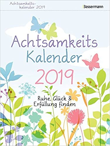 Yoga Achtsamkeitskalender 2019 - Amazon