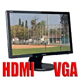 22 inch Professional Security CCTV Full HD 1920 x 1080p HDMI DVI VGA Monitor