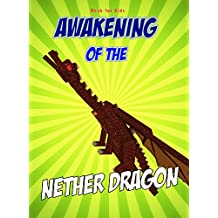 Book for kids: Awakening Of The Nether Dragon (Minecraft Awakening 4)