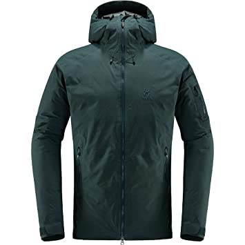 Haglöfs Niva Proof Down Chaqueta de Plumas, Hombre: Amazon ...