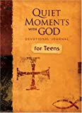 Quiet Moment with God Devotional Journal for Teens, David C Cook, 1562929836