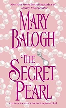 The Secret Pearl by [Balogh, Mary]